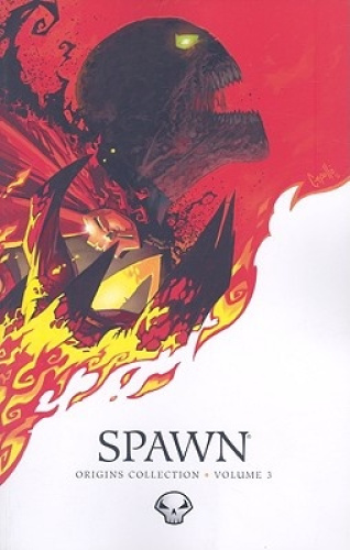 Spawn Origins Collection by Todd McFarlane.
